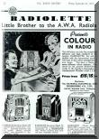 AWA Advertisement from 1937.  Click for full size image.