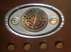 Cromwell 7AW Console Dial