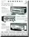 Advertisement for General Radios from 1962.  Click to see full size image.