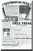 Philco Radio Advertisement from 1928